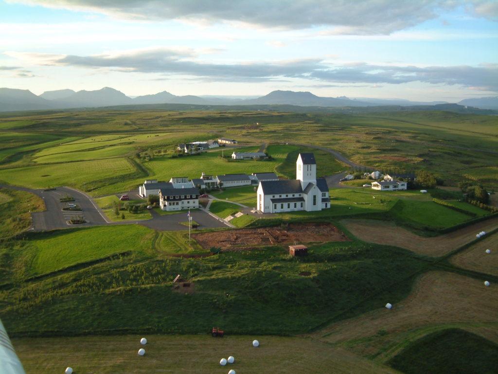 Skalholtskirkja, Island
